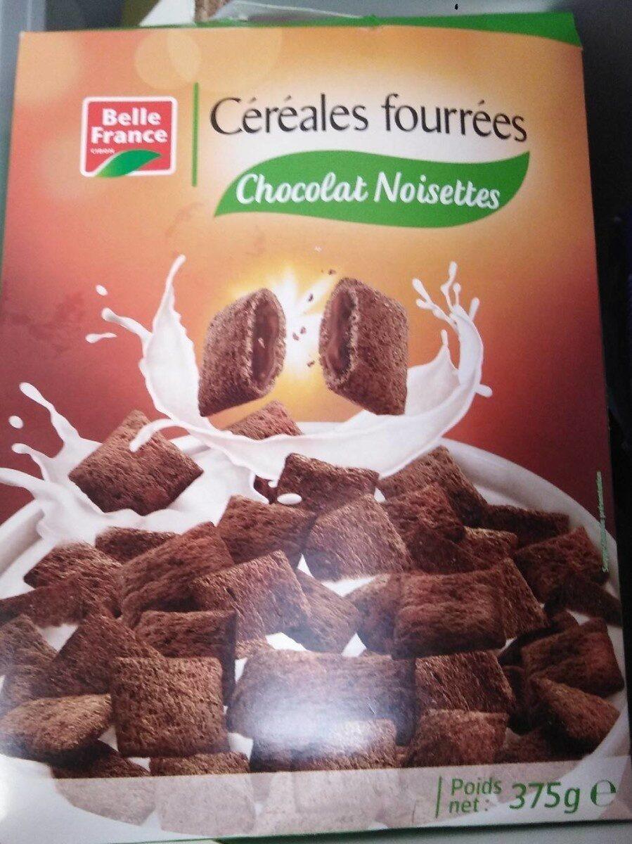 Céréales fourrées - Product - fr