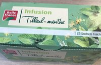 Infusion Tilleul-Menthe - Product