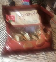 Caramel Dur Crem. Frai. B. F - Produit - fr