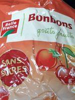 Bonbons goûts fruits - Produit