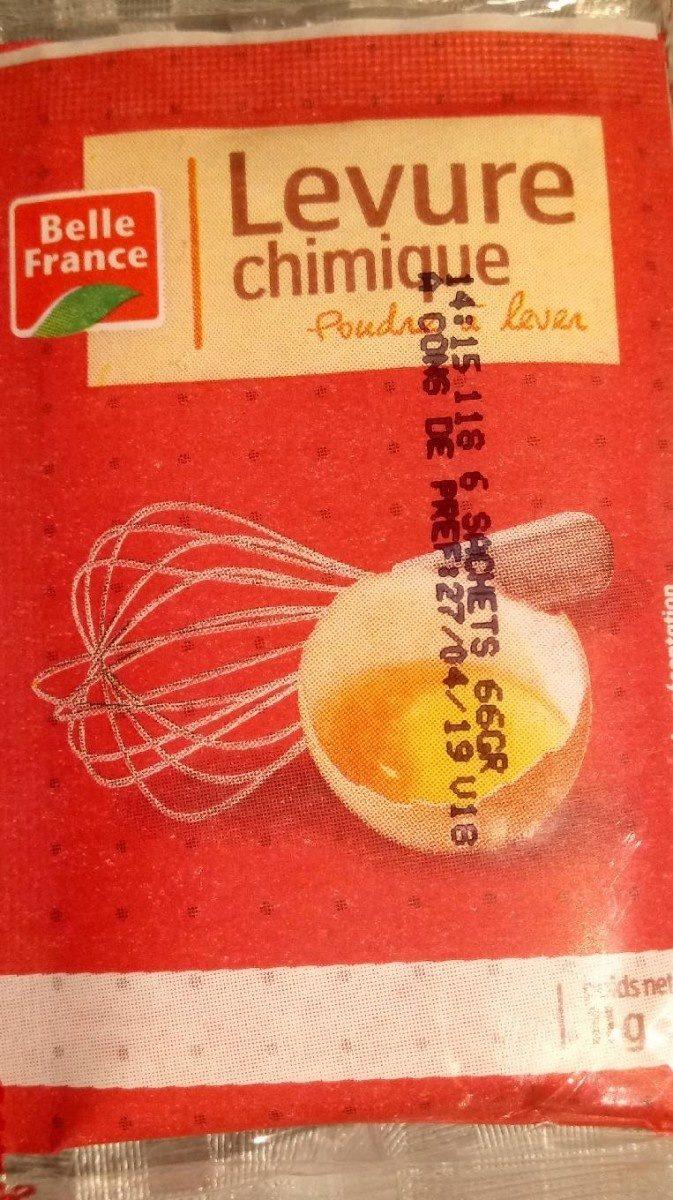 L. 6 S. Levure Chimique B. F - Produit