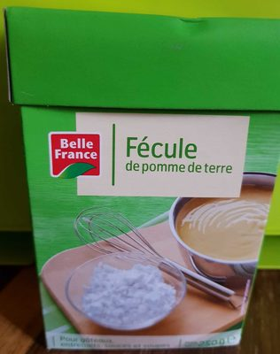 Fécule de pomme de terre - Product - fr
