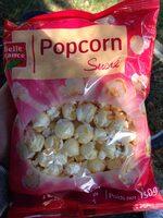 Popcorn Sucré - Prodotto - fr