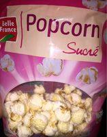 Popcorn Sucré - Produit - fr