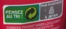 Popcorn Sucré - Istruzioni per il riciclaggio e/o informazioni sull'imballaggio - fr