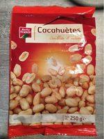 Cacahuètes Grillées Et Salées, Sachet De 250 Grammes, Marque Belle France - Produit - fr
