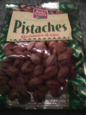 Pistaches grillées à sec - Produit - fr