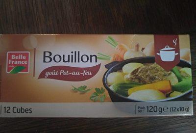 Bouillon goût pot-au-feu - Produit