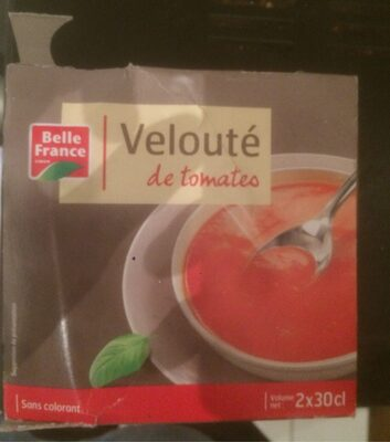 Velouté de Tomate - Produit