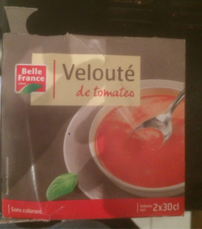 Velouté de Tomate - Produit - fr