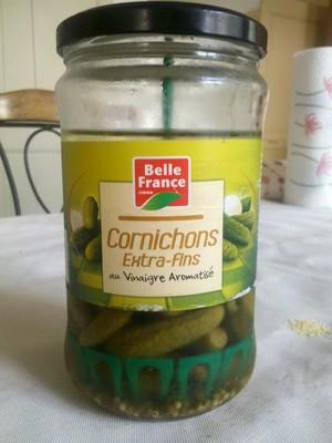 Cornichons Extra-Fins au Vinaigre Aromatisé - 2