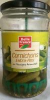 Cornichons Extra-Fins au Vinaigre Aromatisé - Produit