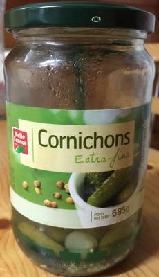 Cornichons extra-fins - Product - fr