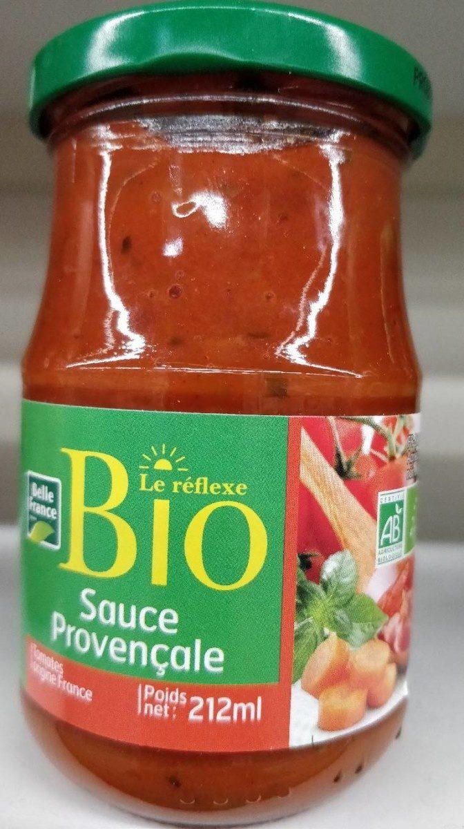 Sauce Provençale Bio - Produit