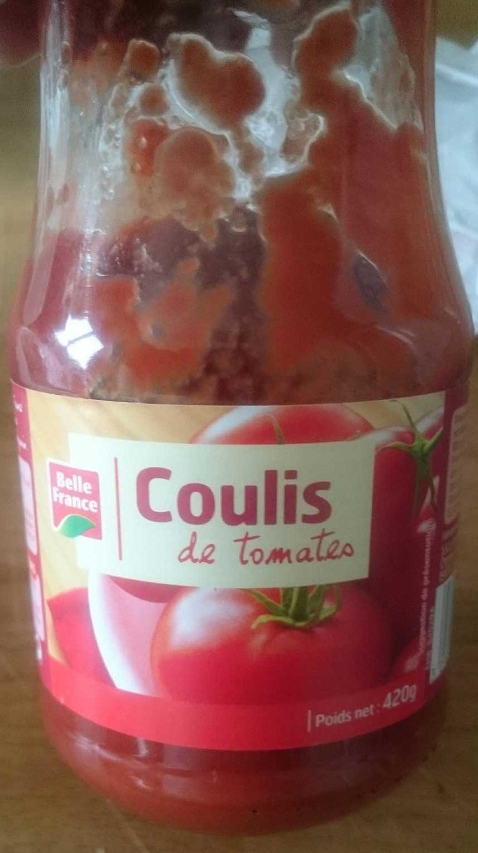 Coulis de Tomate - Produit - fr