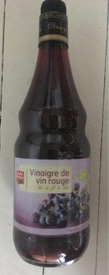 Vinaigre de vin rouge 7% acidité - Produit