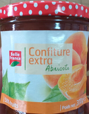 Confiture extra abricots - Producto