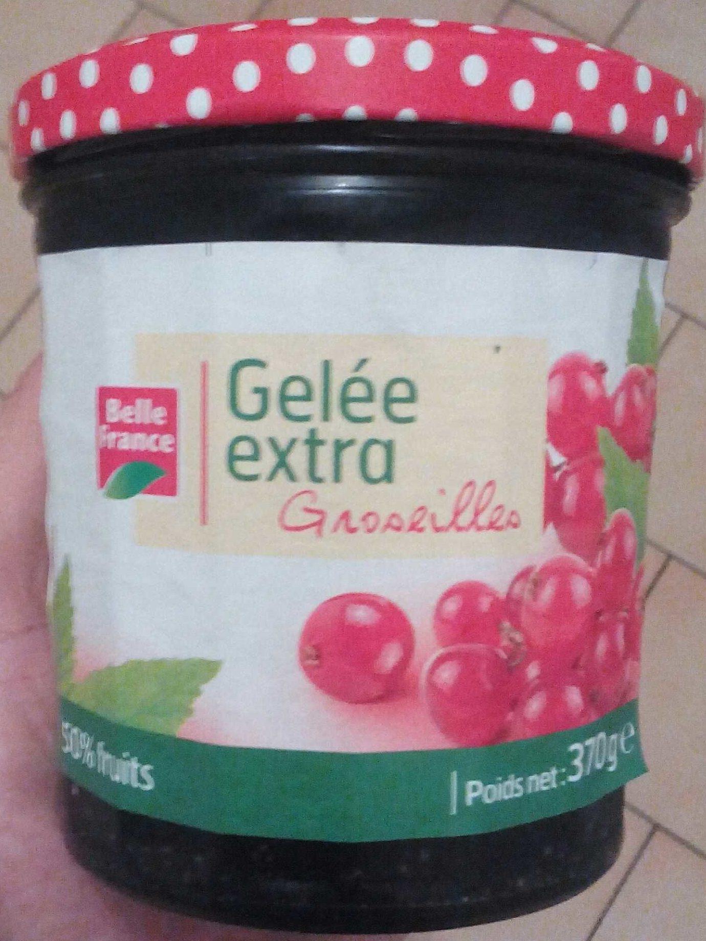 Gelée Extra Groseilles - Product
