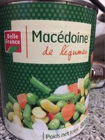 4X4 Macedoine Legume Bf, - Produit - fr