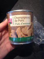 L.2 1 / 4 Champignons Pieds Morceaux Belle France - Product
