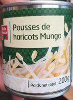 Pousse de haricots mungo - Produit - fr