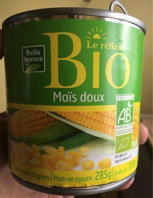Mais doux Bio - Product