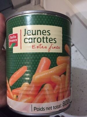 Jeunes carottes Extra fine - Produit - fr