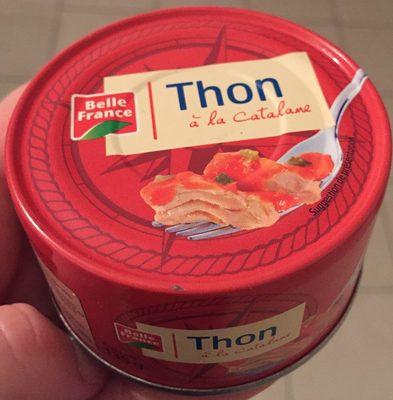 Thon à la Catalane - Product