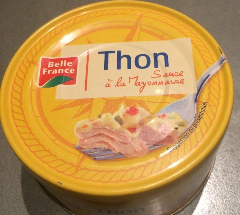 Thon Sauce à la Mayonnaise - Product