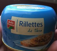 1X6 Rillette Thon Bf, - Product - fr