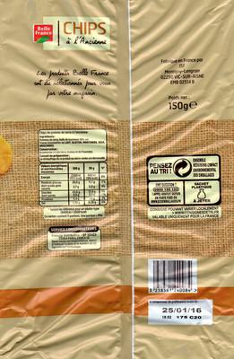 Chips à l'ancienne - 2