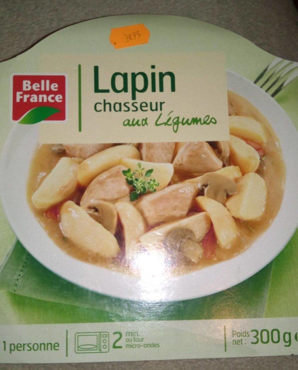 Lapin Chasseur aux Légumes - Product