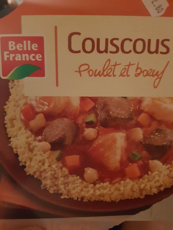 Couscous Poulet/Boeuf Micro Ondes 300g - Produit