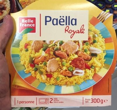 Paëlla Royale - Product