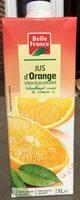 Jus d'Orange à Base de Jus Concentré - Produit - fr