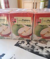 Briquettes Jus Pommes Abc 6X20CL - Ingredienti - fr