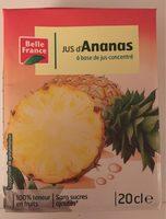 Jus Ananas - Produit - fr