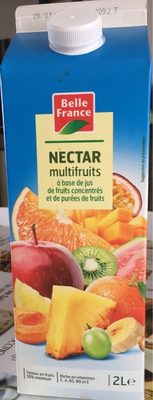 Nectar multifruits - Product