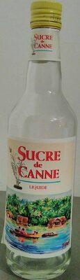 Sucre de Canne liquide - Product - fr