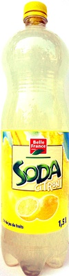 Soda Citron - Product