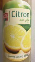 Citron avec Pulpe - Product - fr