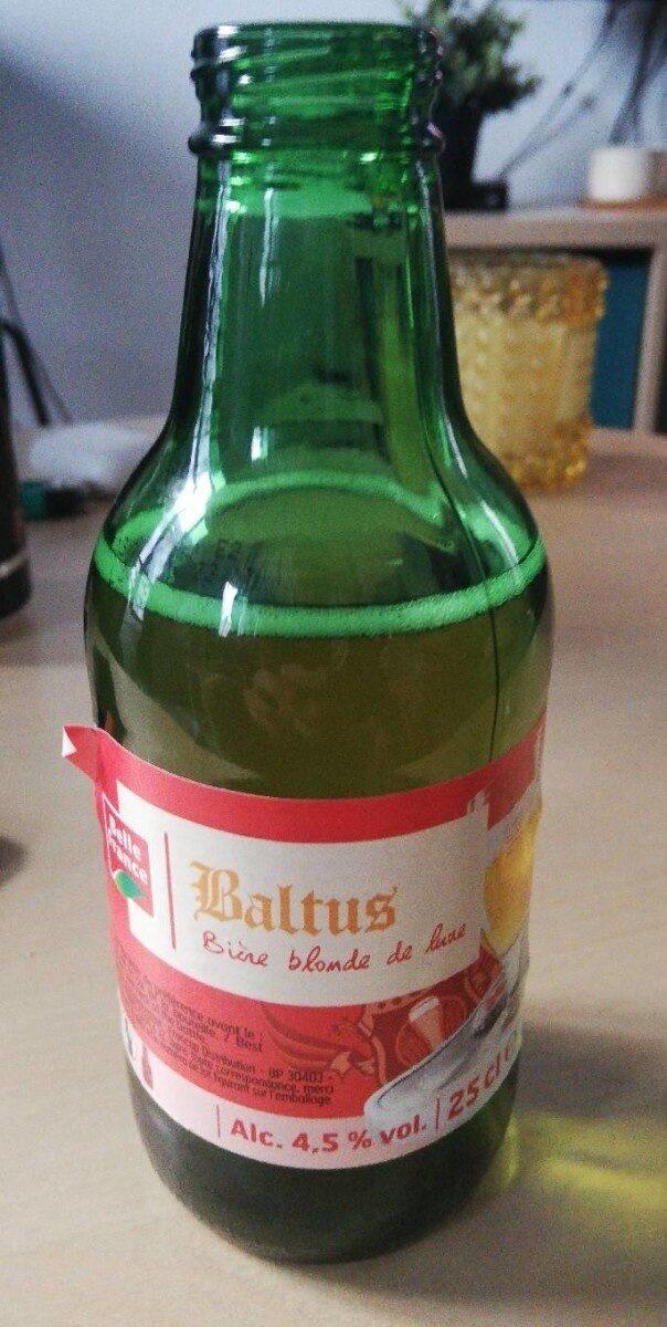 Baltus - Bière blonde - Prodotto - fr