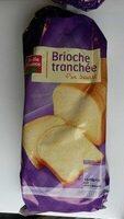 Brioche tranchée - Pur beurre - Product - fr