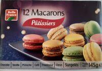 12 macarons - Produit