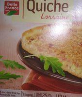 Quiche Lorraine - Produit