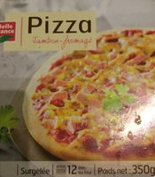 Pizza Jambon Fromage - Product