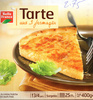 Tarte aux 3 fromages - Product