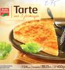 Tarte aux 3 fromages - Produit