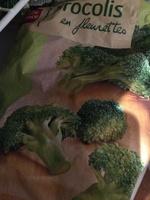 Brocolis en fleurette - Produit - fr