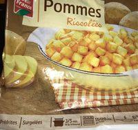 Pommes Rissolées - Product